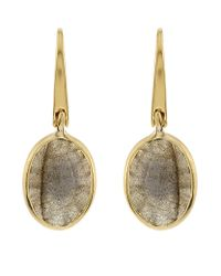 Astley Clarke | Metallic Labradorite Drop Earrings | Lyst