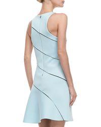 Sachin & Babi | Blue Elise Slashseam Dress Sachin Babi | Lyst
