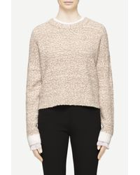 Rag & Bone - Brown Rue Pullover - Lyst