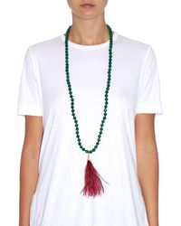 Rosantica By Michela Panero - Green Himalaya Quartz Necklace - Lyst