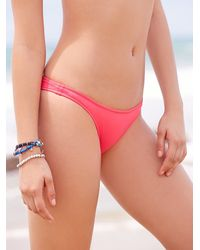 Free People - Pink Basic Bottoms - Lyst