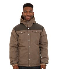 Fjallraven | Brown Greenland No. 1 Down Jacket for Men | Lyst