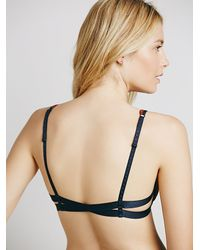 Free People - Brown Intimately Womens Take The Plunge Soft Bra - Lyst