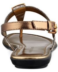 Marc Fisher | Multicolor Ademi Thong Sandals | Lyst