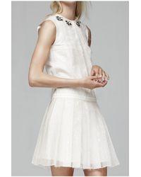 Yde | Natural Clara Dress | Lyst