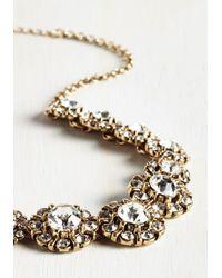 Nova Inc. - Metallic Glowing Fonder Of You Necklace - Lyst