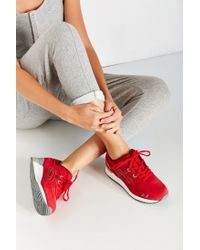 Asics - Red Gel-lyte Iii Puddle Pack Sneaker - Lyst