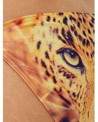 We Are Handsome - Multicolor Victory Print Bikini - Lyst
