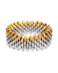 Alice Menter | Metallic Rebecca Fade Bracelet | Lyst