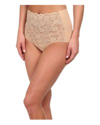 Commando | Natural Double Take High Rise Bikini Bk06 | Lyst