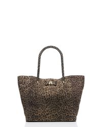 kate spade new york - Multicolor Chaplin Drive Leopard Maeve - Lyst