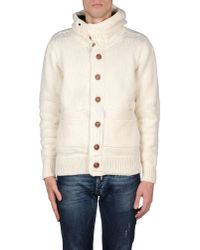 C P Company - White Jacket for Men - Lyst