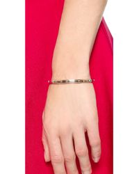 Michael Kors | Pink Astor Open Cuff Bracelet Rose Goldsilver | Lyst