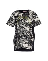 See By Chloé - Black T-shirt - Lyst