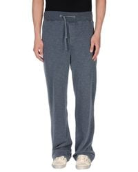 James Perse - Gray Casual Pants for Men - Lyst