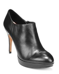 Vince Camuto | Black Elvin Shooties | Lyst