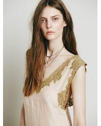 Free People - Pink Mes Demoiselles Paris Womens Nymphe Maxi Dress - Lyst