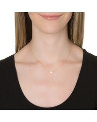 Lulu Frost | Metallic Code 14kt Star Necklace | Lyst