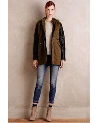 Anthropologie | Brown Kenai Anorak | Lyst