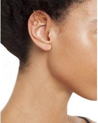Arme De L'Amour | Metallic Bamboo Ear Cuff | Lyst