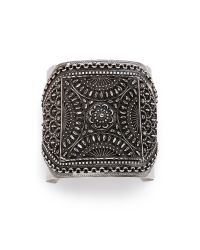 DANNIJO - Metallic Pandora Bracelet - Silver - Lyst