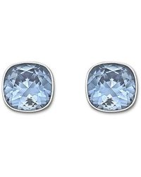 Swarovski | Blue Appeal Pierced Earrings | Lyst