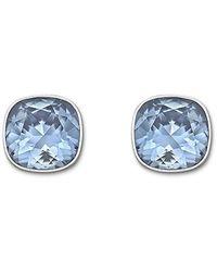 Swarovski | Blue Appeal Pierced Earrings | Lyst