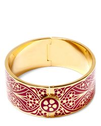 Liberty - Pink Ianthe Solid Cuff - Lyst