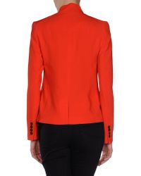 Marc By Marc Jacobs - Red Blazer - Lyst