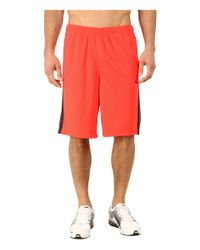 "PUMA | Pink Formstripe 10"" Short for Men 