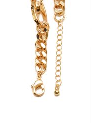 Forever 21 | Metallic Dazzling Chain-link Necklace | Lyst