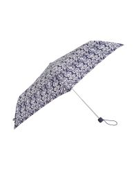 Fulton | Blue Victorian Damask Superslim Umbrella | Lyst