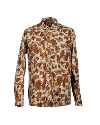 Carhartt | Brown Shirt for Men | Lyst