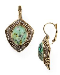 Samantha Wills - Green Dream With Me Drop Earrings - Lyst
