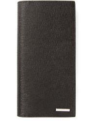 Fendi - Black Billfold Wallet for Men - Lyst