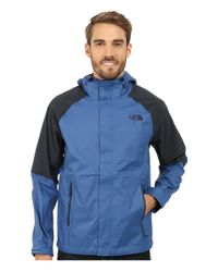 The North Face | Blue Venture Hybrid Jacket for Men | Lyst