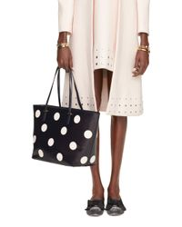 kate spade new york | Blue Cedar Street Dot Medium Harmony | Lyst