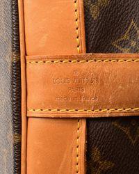 Louis Vuitton - Brown Monogram Cruiser Bag 45 Travel Bag - Lyst