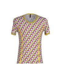 John Galliano - Yellow Undershirt for Men - Lyst
