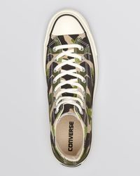 Converse Green Chuck Taylor All Star '70 High Top Sneakers for men