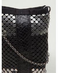 Laura B - Black Vertigo Shoulder Bag - Lyst