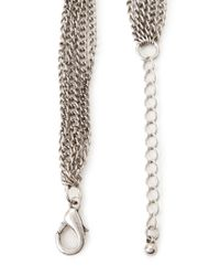 Forever 21 - Metallic Wild West Pendant Necklace - Lyst
