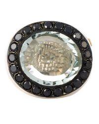 Rosa Maria | Metallic 'Verone' Ring | Lyst