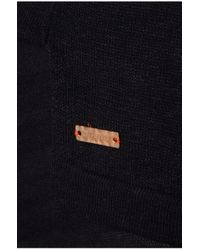 BOSS Orange | Blue Linen Blend Sweater 'whitby' | Lyst