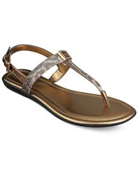 Marc Fisher - Multicolor Ademi Thong Sandals - Lyst