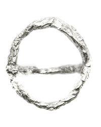 Niza Huang | Metallic 'illusion Siska' Ring | Lyst
