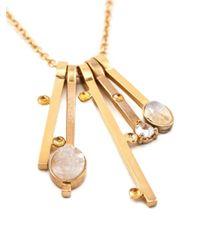 Kelly Wearstler | Metallic 'mariposa' Necklace | Lyst