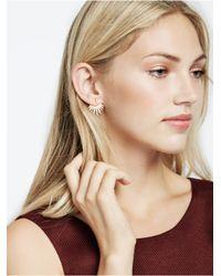 BaubleBar | Metallic Jumbo Cairo Ear Jackets | Lyst