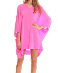 By Malene Birger - Pink Malene Birger Pinjada Silk Dress - Lyst