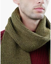 Wool And The Gang | Green This Charming Scarf for Men | Lyst